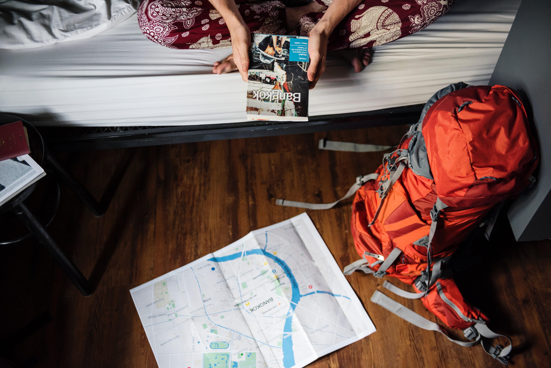 Conoce Más Espacio, el servicio de almacenamiento de cosas on demand y flexible, que te da la mejor solución al momento de viajar por un periodo largo de tiempo.